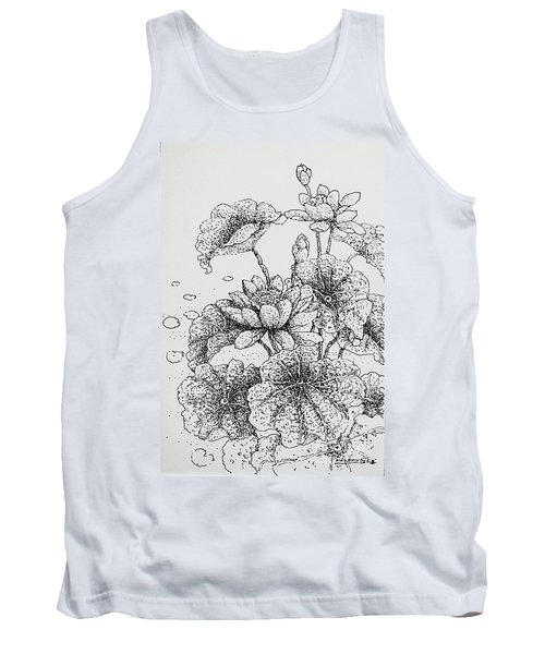 Purity And Beauty Tank Top