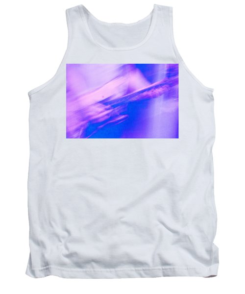 Tank Top featuring the photograph Purple Haze by Alex Lapidus