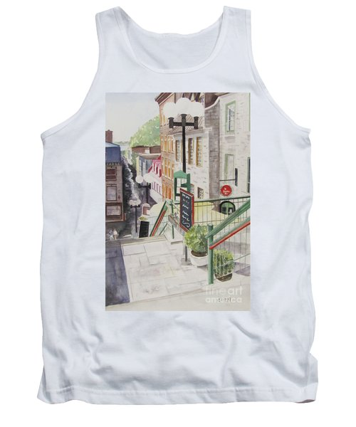 Quebec City Tank Top