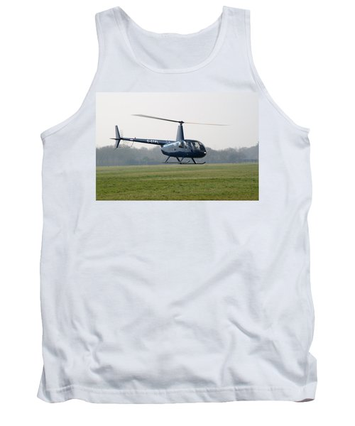 R44 Raven Helicopter Tank Top