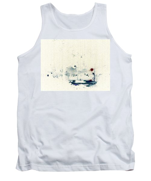 Rain Tank Top by Jacqueline McReynolds