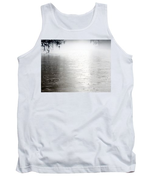 Rain On The Flint Tank Top by Kim Pate