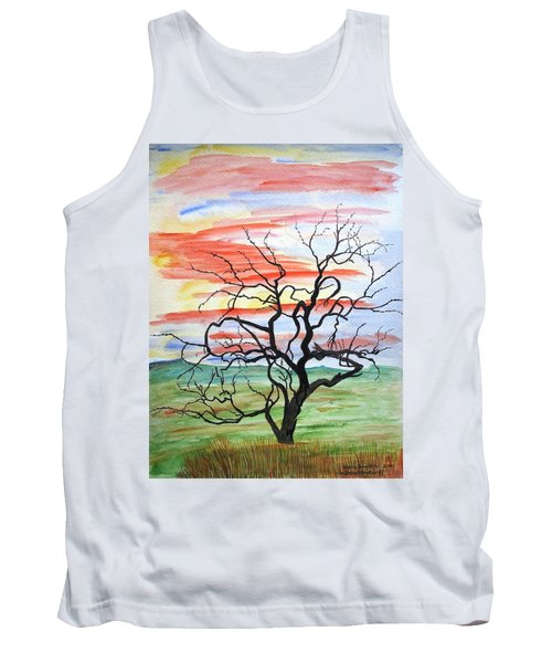 Rainbow Mesquite Tank Top
