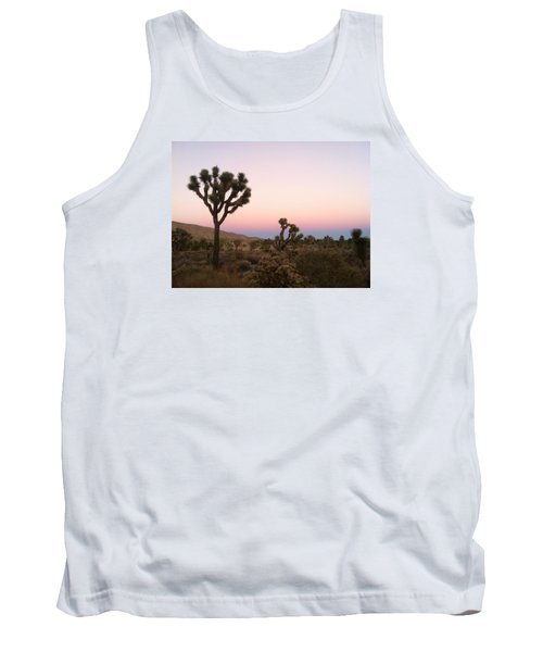 Tank Top featuring the photograph Rainbow Morning by Angela J Wright