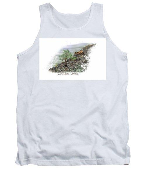 Rattlesnake Mountain Tank Top