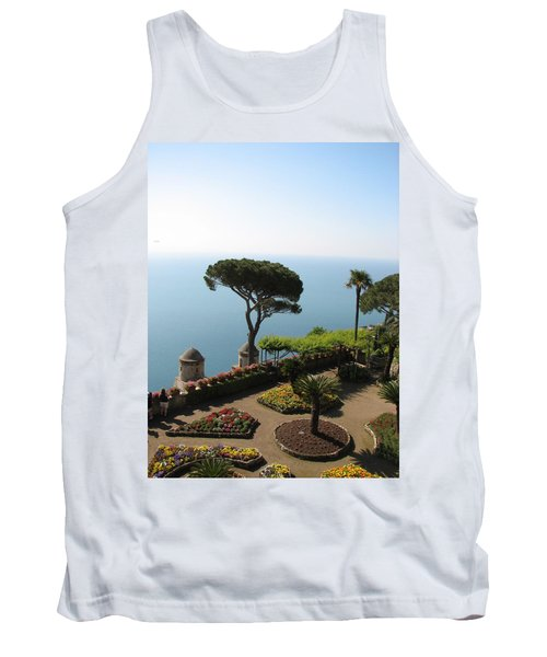 Tank Top featuring the photograph Ravello by Carla Parris