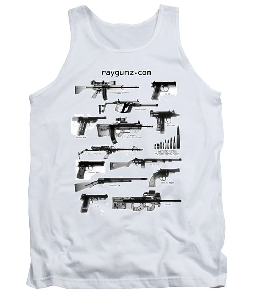 Raygunz Poster Tank Top