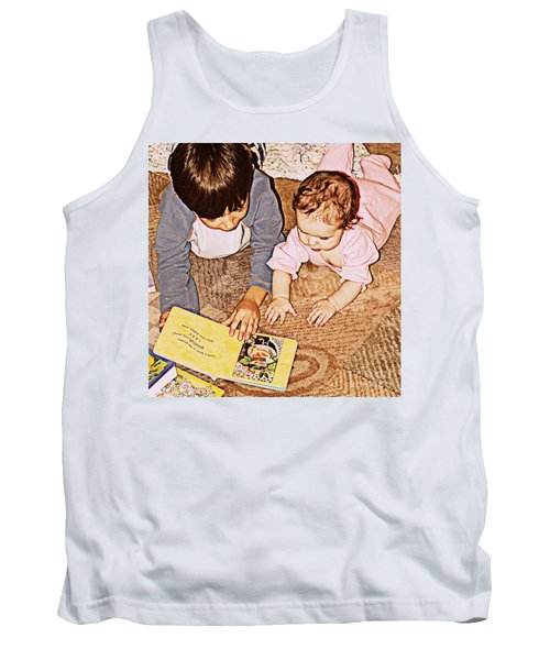Story Time Tank Top