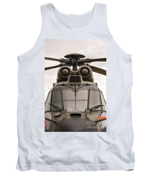 Ready For Action Tank Top