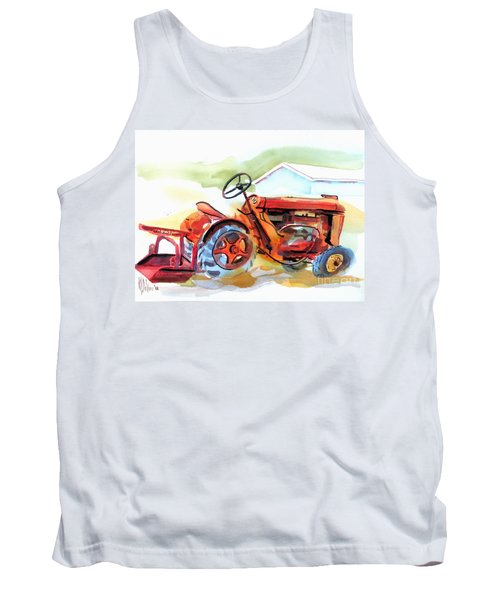 Ready For Work  Tank Top
