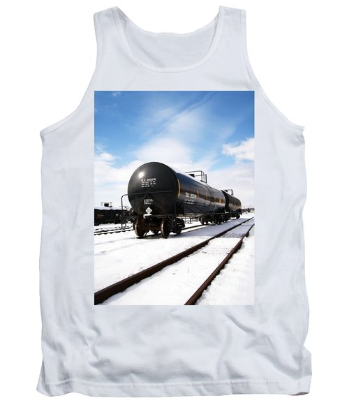 Tank Top featuring the photograph Ready To Go by Sara  Raber