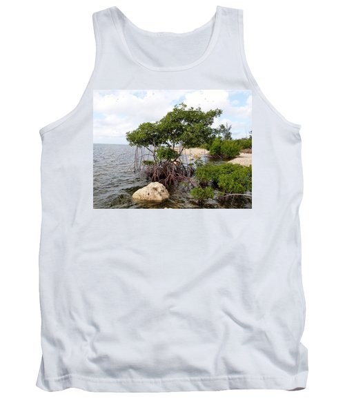 Tank Top featuring the photograph Reclamation 9 by Amar Sheow