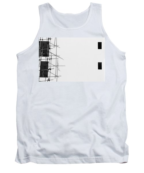 Rectangles And Shadows Tank Top