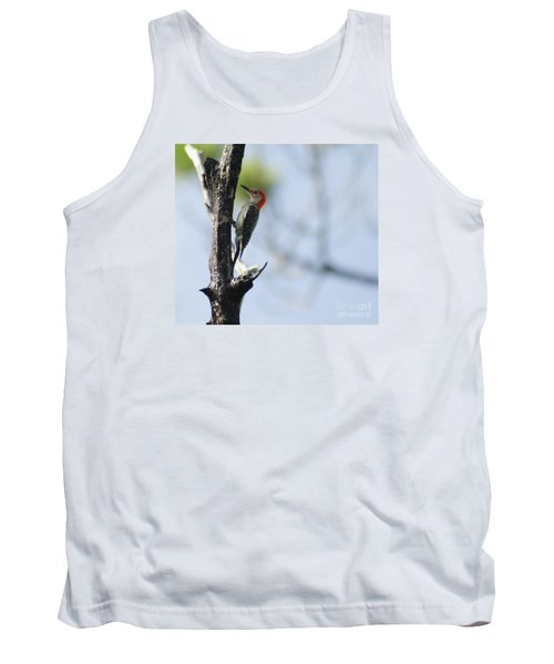 Red-bellied Woodpecker Tank Top