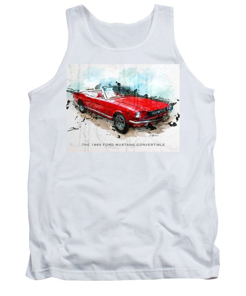 The Red Pony 2 Tank Top