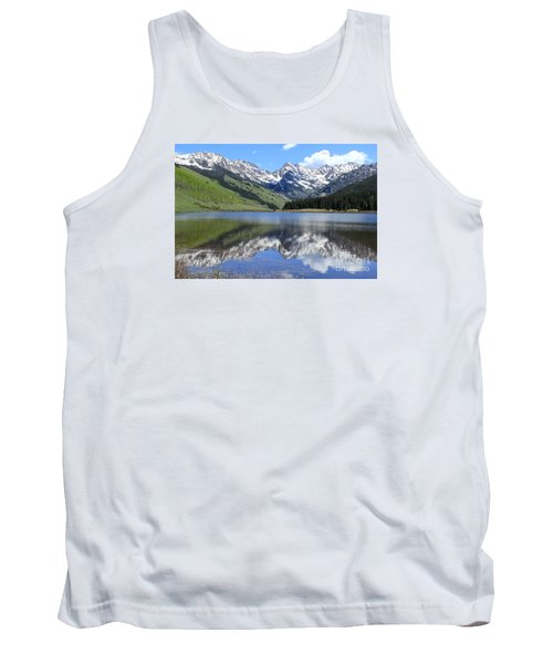 Reflection Of Beauty Tank Top