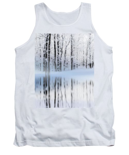 Tank Top featuring the photograph Reflection On A Dream Collingwood, On by Andrea Kollo
