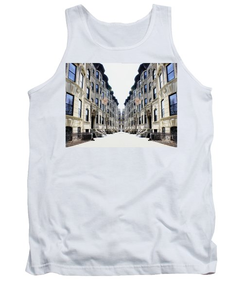 Reflections Of My Childhood Home Tank Top
