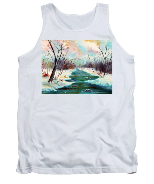 Reflections Of Worship Tank Top