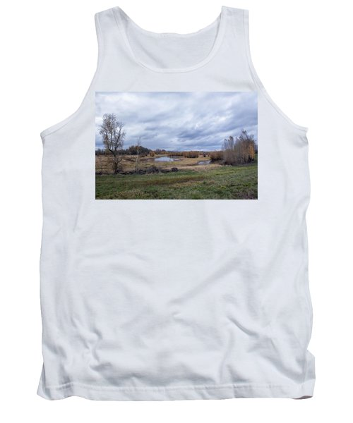 Refuge No 1 Tank Top
