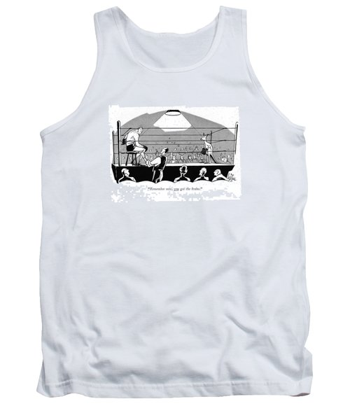 Remember Now Tank Top