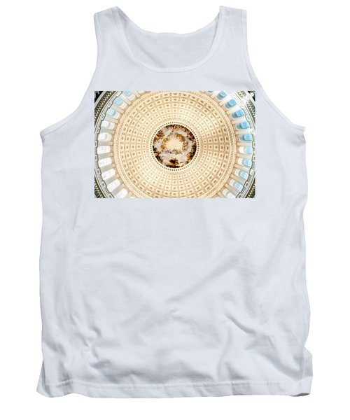 Ring Around The Capitol Tank Top