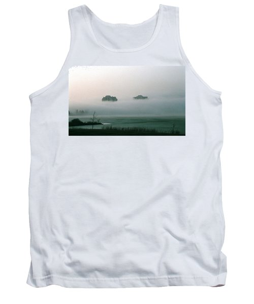 Rising From The Mist Tank Top