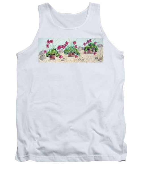 Rock Path Tank Top