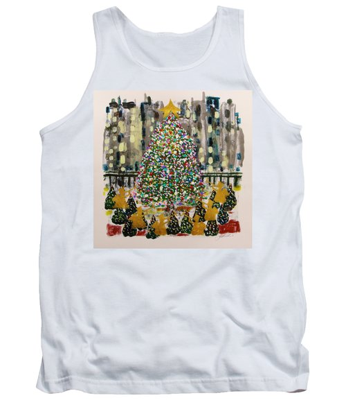 Rockefeller Center Tank Top