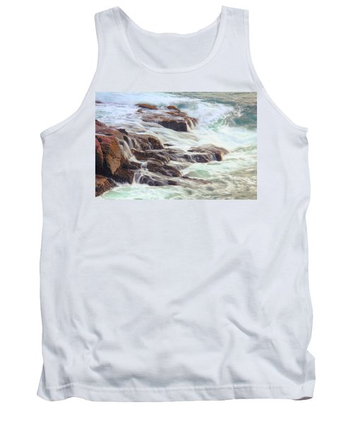 Awash  Tank Top by Roupen  Baker