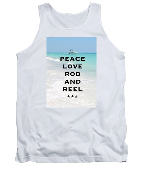 Rod And Reel Restaurant Anna Maria Island  Tank Top