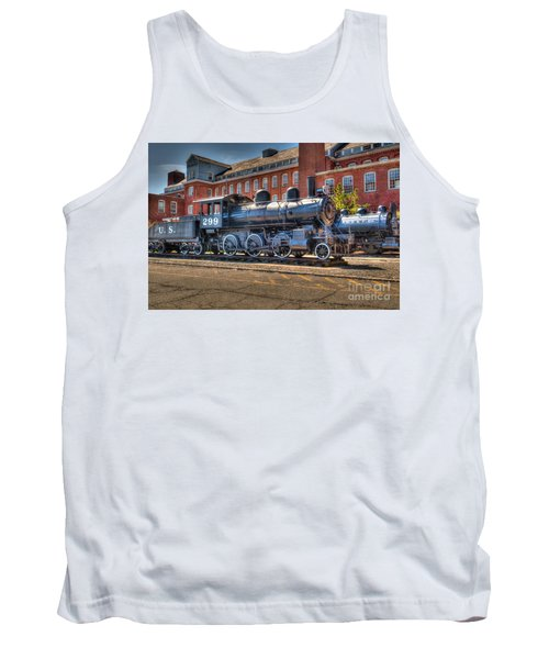 Rogers #299 Tank Top by Anthony Sacco