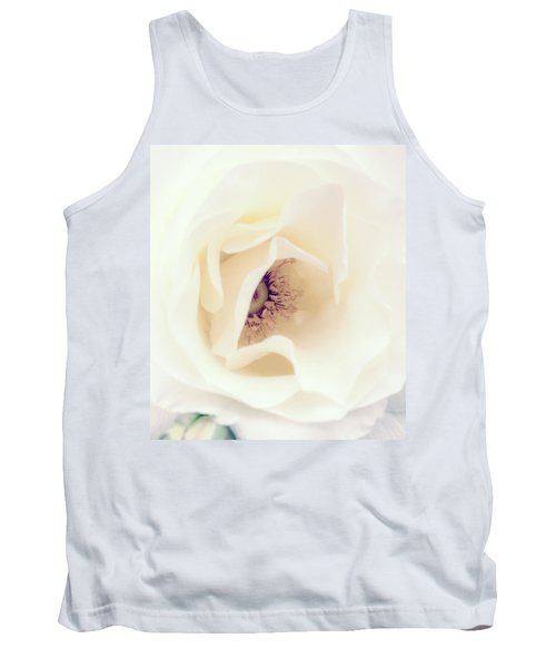 Romance In A Rose Tank Top