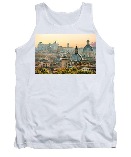 Rome - Italy Tank Top