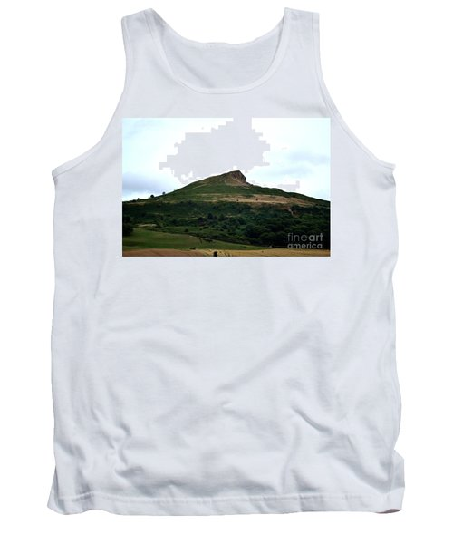 Roseberry Topping Hill Tank Top