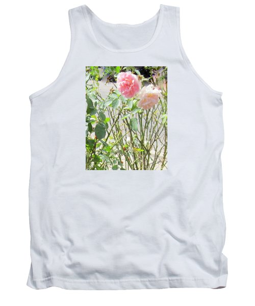 Missing You Greeting Card Tank Top