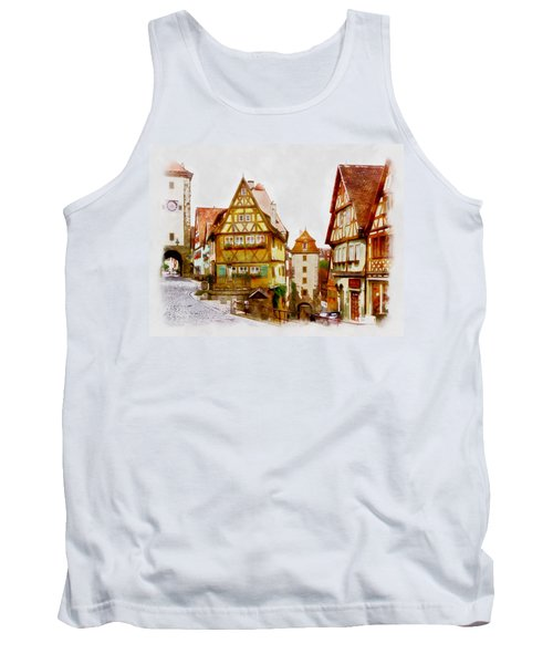 Rothenburg Tank Top