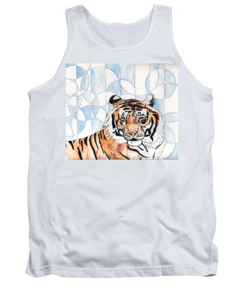 Royal Mysticism  Tank Top