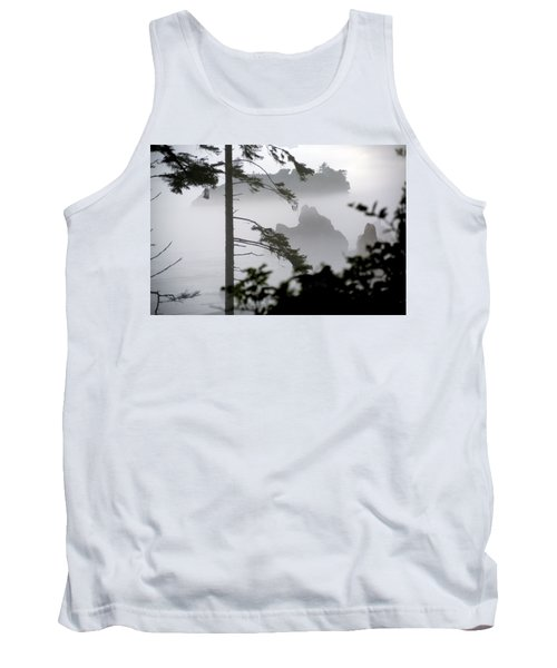 Ruby Beach Washington State Tank Top
