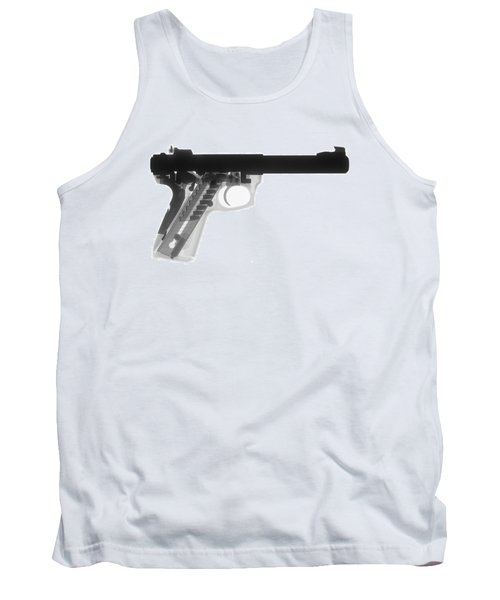 Ruger 22 45 Tank Top