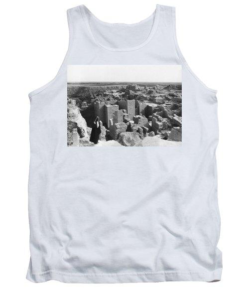 Ruins Of Babylon Tank Top