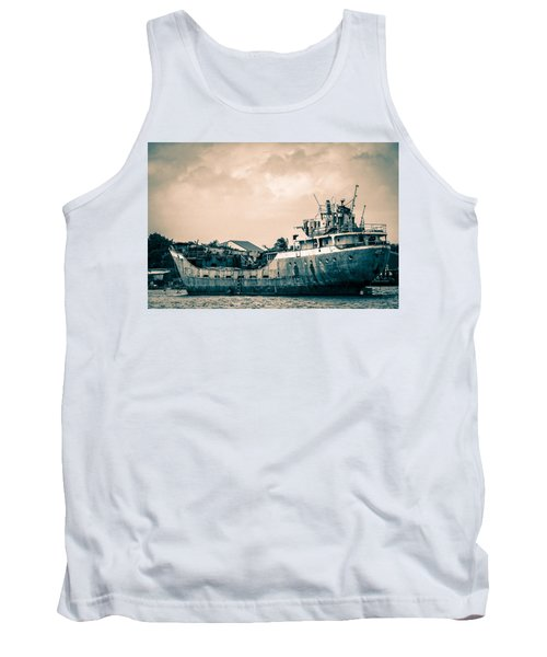 Rusty Ship Tank Top
