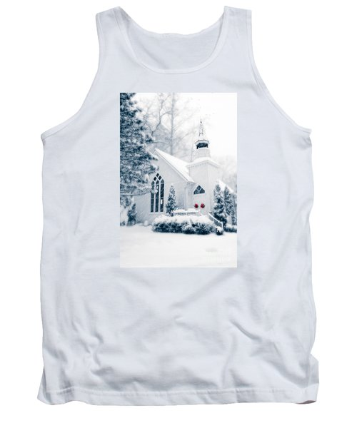 Historic Church Oella Maryland Usa Tank Top