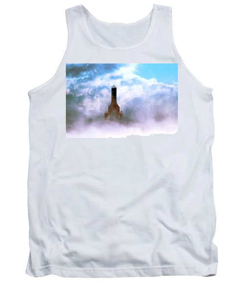 Sailors Hope Tank Top by James  Meyer