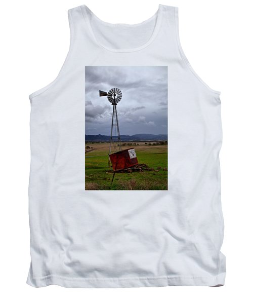 Salt Springs Windmill Tank Top