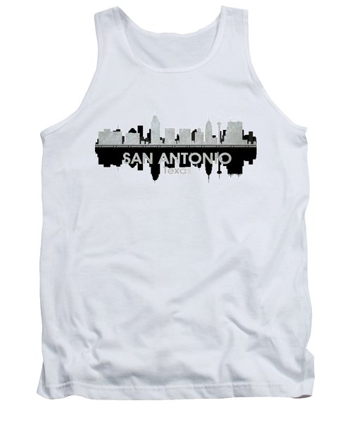 San Antonio Tx 4 Tank Top