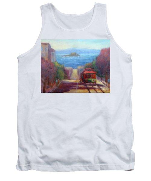 San Francisco Hills Tank Top