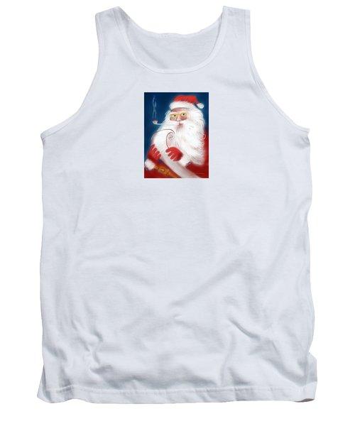 Santa's List Tank Top