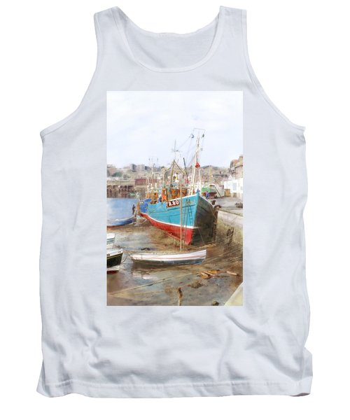 Scarborough Harbour Tank Top