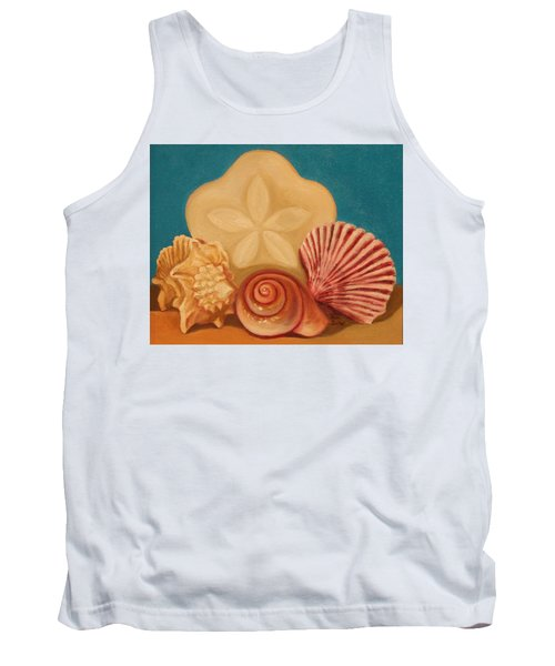 Seashells Tank Top